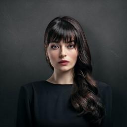 Ayça Ayşin Turan as Halide Gürkan