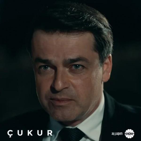 Baki Davrak - the new name in Çukur!