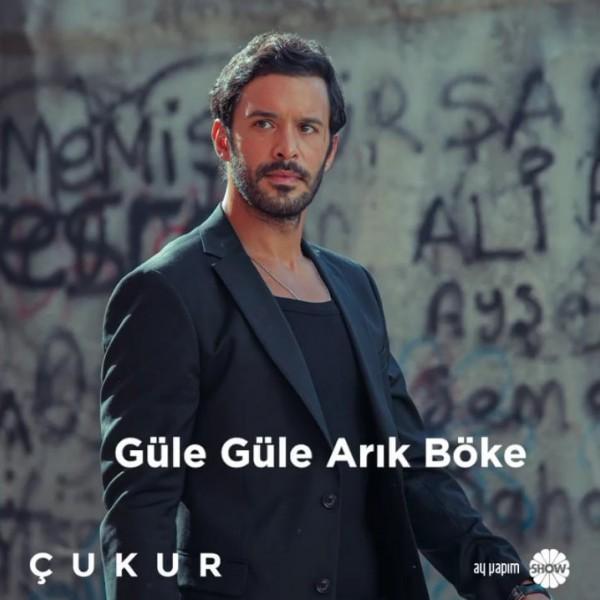 A Shocking Farewell: Barış Arduç departs Show TV's Çukur