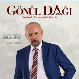 Ege Aydan as Celal Bey