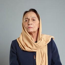 Ayten Uncuoğlu as Azimet Demirkan