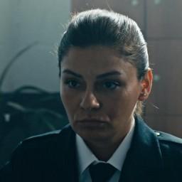 Berna Eker as Berna Dogan