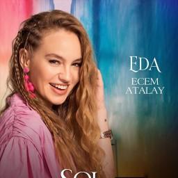 Ecem Atalay as Eda