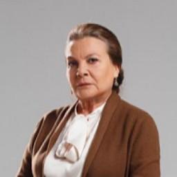 Aliye Uzunatağan as Nezahat Vardar