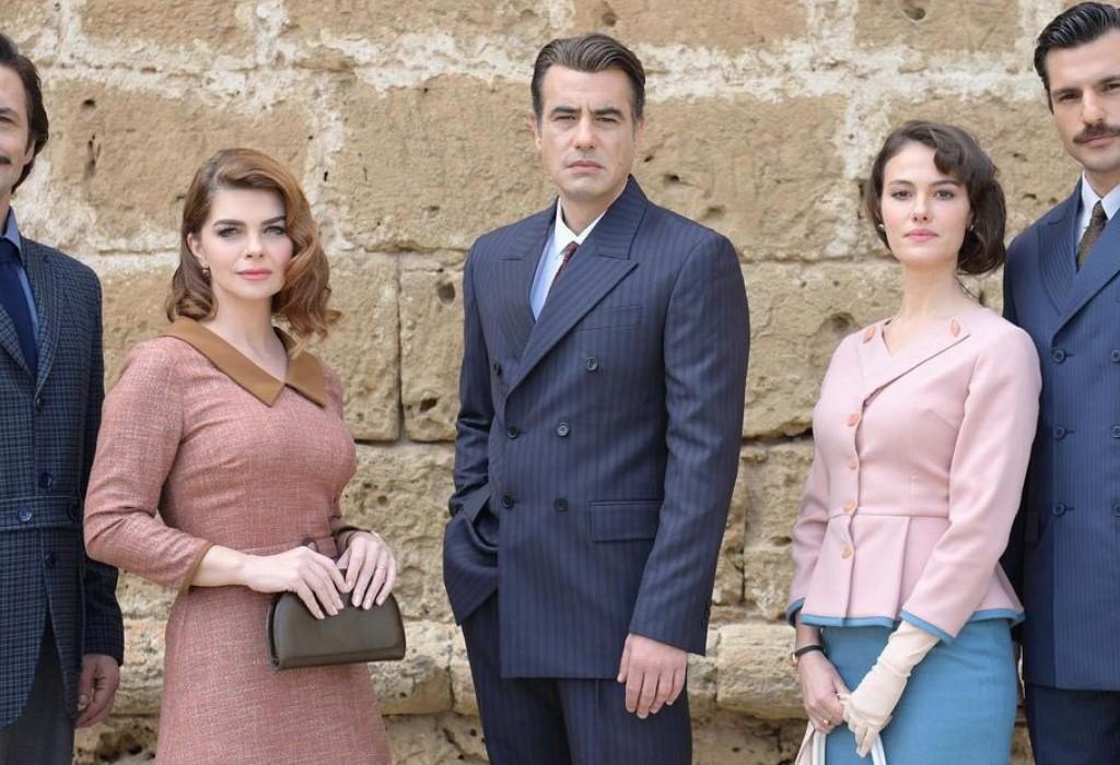 First Look: 'Bir Zamanlar Kıbrıs' on TRT1