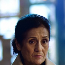 Hasibe Çağlar as Madam Aneta