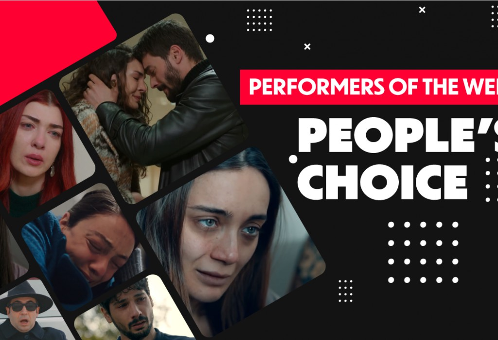 The Performers of the Week – People's Choice Edition