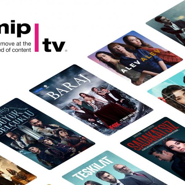MIPTV:  Latest Turkish Series Sales