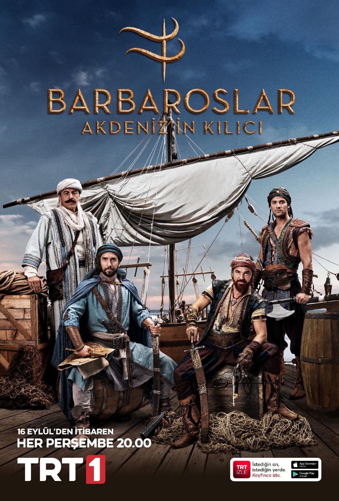 Barbaroslar-Akdeniz'in Kılıcı