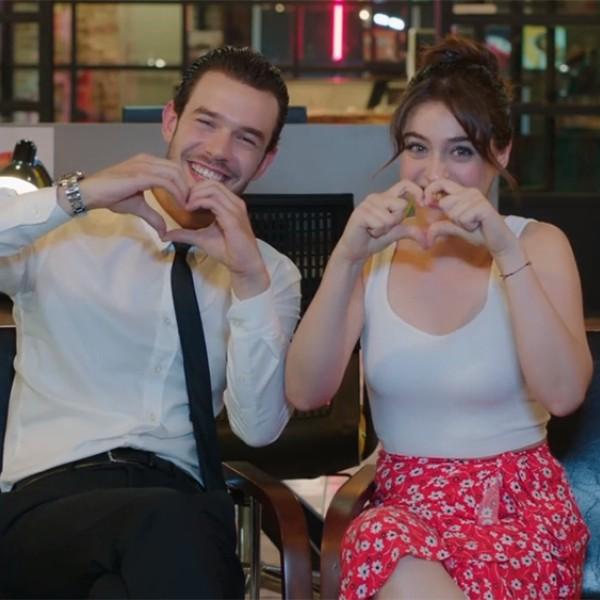 Cemre Baysel and Aytaç Şaşmaz Talk 'Baht Oyunu,' First Love Theories & More