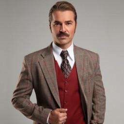 Engin Altan Düzyatan as Orhan Kurşun