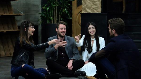 S01E17 of Yüksek Sosyete