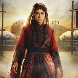 Buse Arslan Akdeniz as Aygül