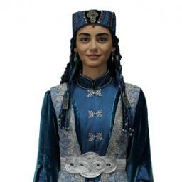 Özge Törer as Bala Hatun