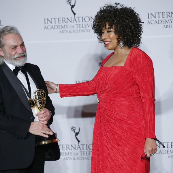 Turkish Actor Haluk Bilginer wins International Emmy® Award for 'Best Actor'