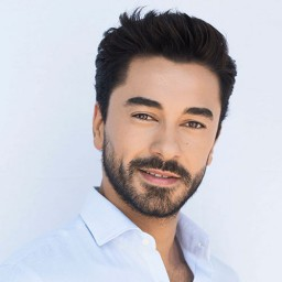 Gökhan Alkan as Ali Asaf Denizoğlu