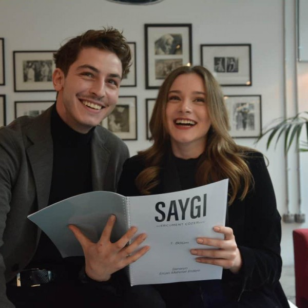 'Saygı' - Boran Kuzum and Miray Daner to reunite in upcoming crime drama
