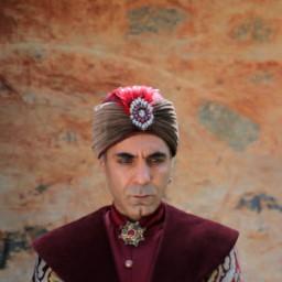 Hakan Şahin as Hacı Ağa