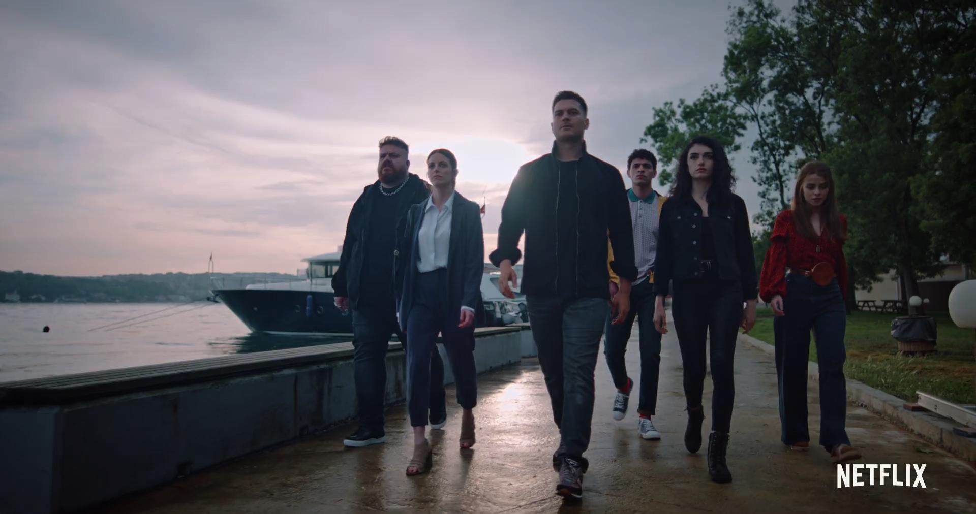 Hakan Muhafız 3. Sezon   The Protector  Netflix
