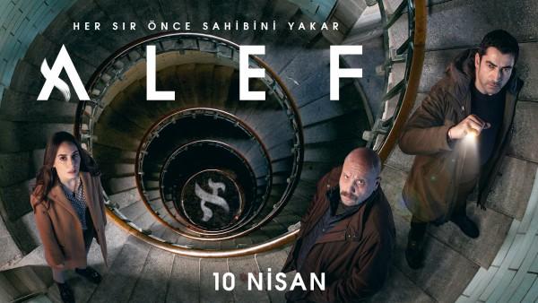 S01E01 of Alef