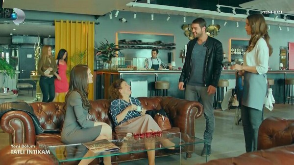 S01E02 of Tatlı İntikam