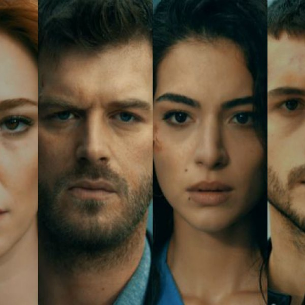 The first trailer of 'Çarpışma' is here!