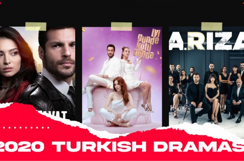 12 New and Exciting Turkish Dramas Premiering in Fall 2020